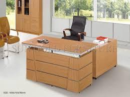 Office Table Design Modern Wooden Small Office Desk Office Table Design Secretary