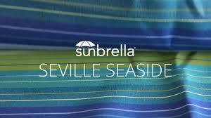 review of sunbrella seville seaside 5608 0000 indoor outdoor