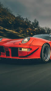 porsche rwb 1080x1920 rwb porsche 911 turbo iphone 7 6s 6 plus pixel xl one