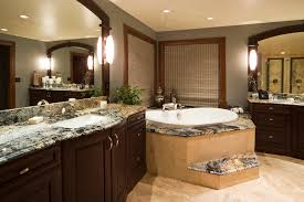 Round Bathroom Vanity Round Bathroom Vanity Bathroom Traditional With Granite Counter