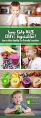 how to make vegetable smoothies your kids will love