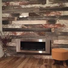 repurposed wood wall 15 diy reclaimed wood and pallet fireplace surrounds