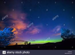 where are the northern lights visible cairngorms scotland aurora borealis or northern lights visible