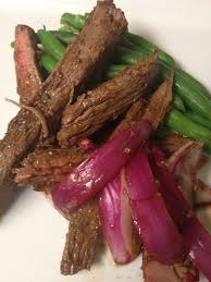balsamic flank steak u2013 south beach phase 1 dinner by the cook book