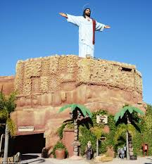 tierra santa in buenos aires is a religious theme park daily