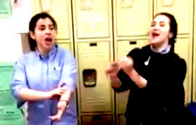 weirdly talented rapping orthodox girls star in illicit viral hit