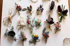 wedding boutonnieres unconventional boutonnieres rustic wedding bohemian style