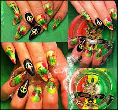 nail art gallery weed nail art photos