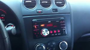 nissan altima coupe mobile al 2008 nissan altima jvc kw xr810 radio usb ipod bluetooth al u0026 ed u0027s
