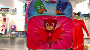 pj masks official backpacks toys games