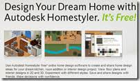 Homestyler Online 2d 3d Home Design Software Project Dragonfly Set Free As Autodesk Homestyler