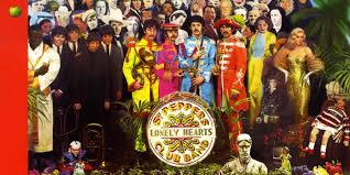 sargeant peppers album cover sgt pepper and beyond a look back at 20 great albums released in