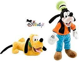 amazon disney goofy pluto plush doll toys u0026 games