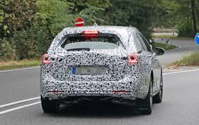 opel insignia 2017 wagon buick regal wagon previewed in opel insignia sports tourer spy