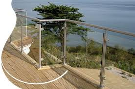 Glass Banister Uk Bay Balustrades