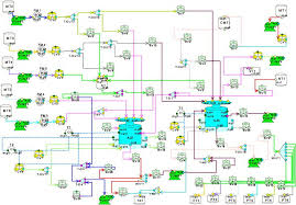 example of process flow diagram in visio wiring diagram simonand
