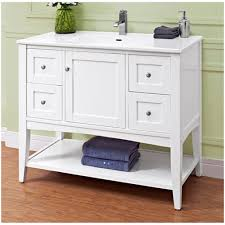 Open Bathroom Vanity open shelves bathroom vanity laminate countertops for bathroom