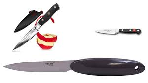 kitchen paring knives the five best paring knives 2017 youtube