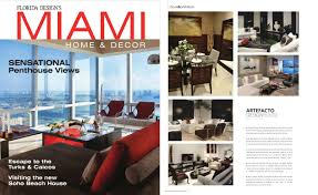 Miami Home Design Magazine by Print Avant Design