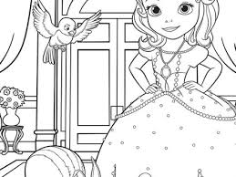 Count Color Pages In Pdf Sofia The Coloring Pages Pdf Coloring Page