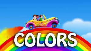 let u0027s learn the colors cartoon animation color songs for