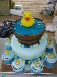 duck decorations ducky baby shower cake so flippin baby shower