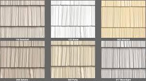 17 vinyl siding colors electrohome info