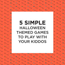 5 simple halloween themed games to play with your kiddos u2014 little