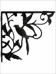 Buy Corbels Furniture Marvelous Cast Iron Shelf Brackets Folding Shelf