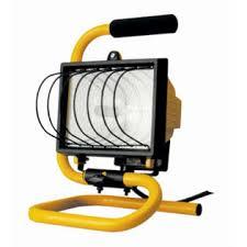 500 watt halogen light woods l20tv portable halogen work light 500 watt