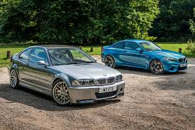 Bmw M3 Old Model - icon buyer new bmw m2 vs used e46 m3 csl by car magazine
