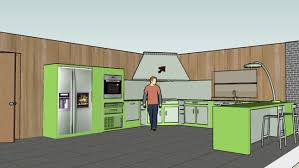 photo cuisine moderne cuisine moderne 3d warehouse