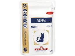 royal canin feline veterinary diets renal wet cat food pouches