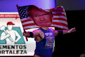 Mexican American Flag American Who Channels Donald Trump Becomes Mexico U0027s Biggest