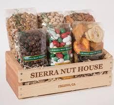 Nut Baskets Gift Baskets U2013 Sierra Nut House