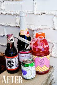 Printable Halloween Drink Labels by Valentine Drink Label Printables The Benson Street