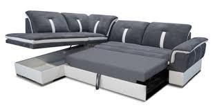canap convertible blanc et gris canapé convertible d angle frais canape d angle ã droite convertible