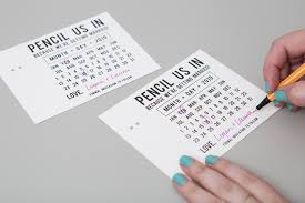 Create Your Own Save The Date These Diy