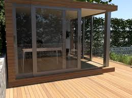 Outdoor Glass Room - gorgeous outside rooms outdoor living room ideas design decoration