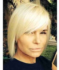 yolanda foster new hairstyle yolanda foster debuts new bob leaving the old behind hot or