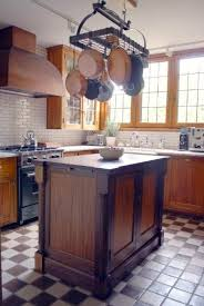 vintage gumwood cabinet kitchen