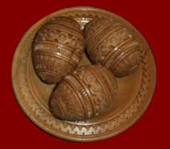 wooden easter eggs that open easter eggs