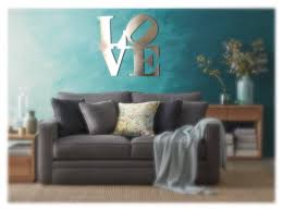 love metal wall art shenra com