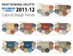 color palette for home interiors paints unveils the renewal palette color trends for