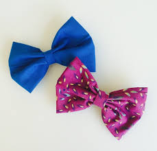 blue bows diy make your own hair bow disney style