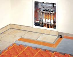 fuãÿbodenheizung badezimmer keramik klimaboden als fußbodenheizung bekotec therm badezimmer