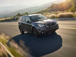 subaru america subaru of america announces pricing on 2018 forester models and