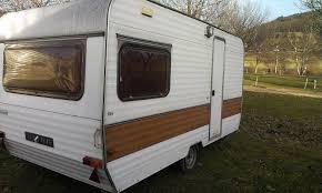 caravane 2 chambres hébergement en caravane à langogne location la cigale de l