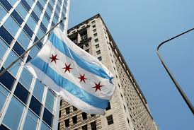 With All Flags Flying The Chicago Flag Architecture U0026 Design Visual Dictionary