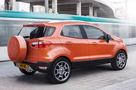 nissan juke vs ford ecosport ford ecosport 4x4 2014 buying and selling parkers